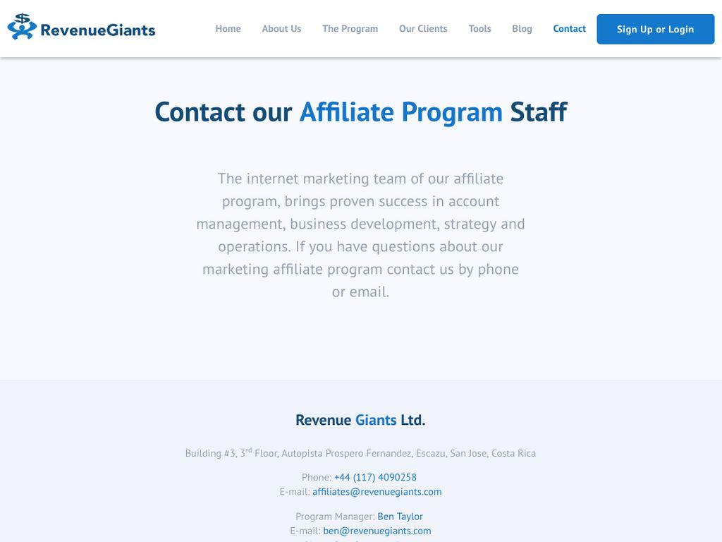 Gallery - Revenue Giants