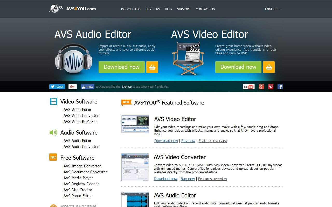 Gallery - AVS Audio Editor Review