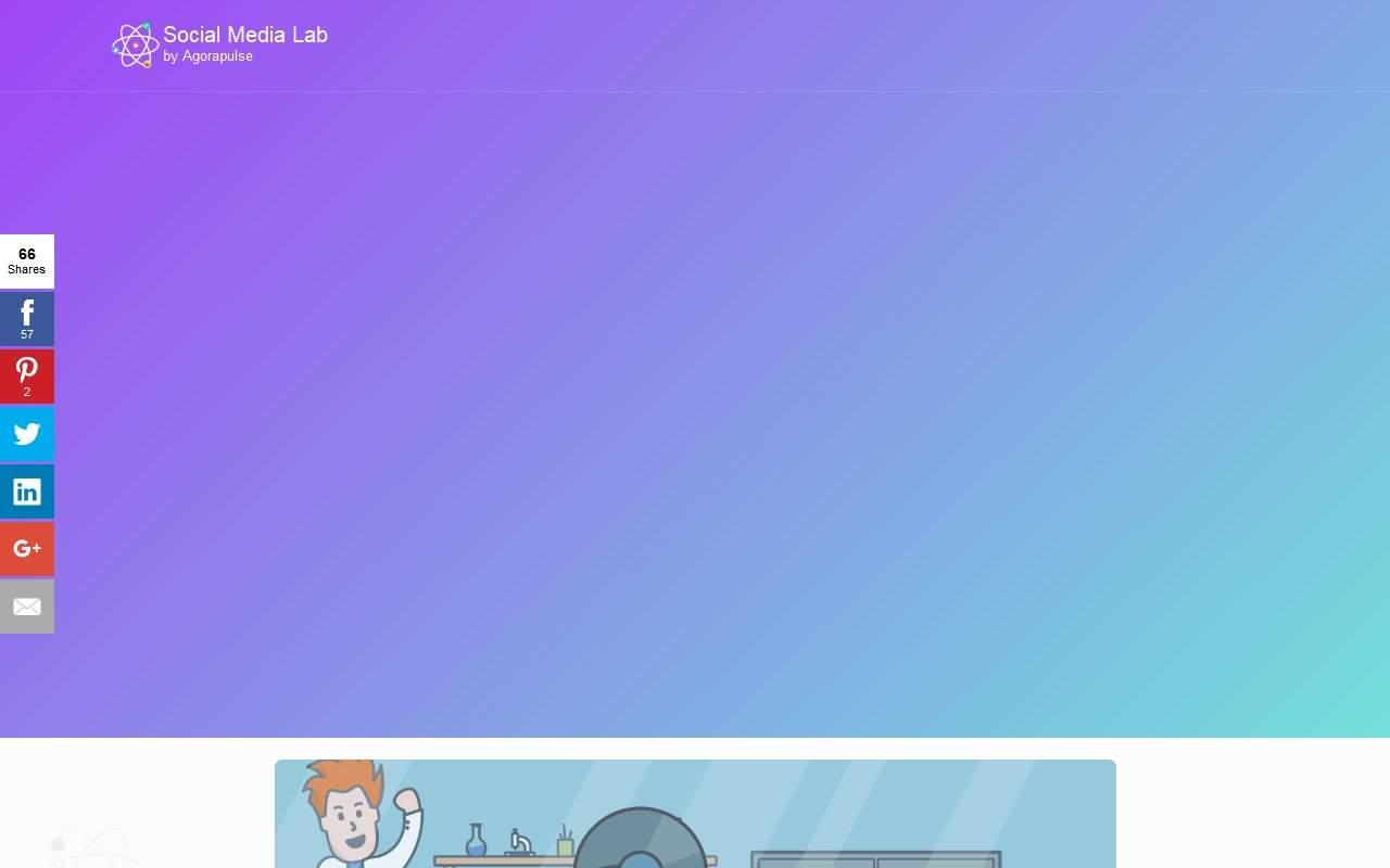 Gallery - AgoraPulse Review