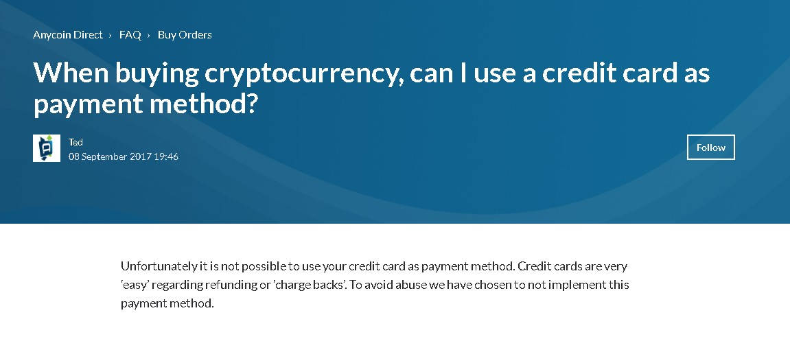 Gallery - Anycoin Direct Review