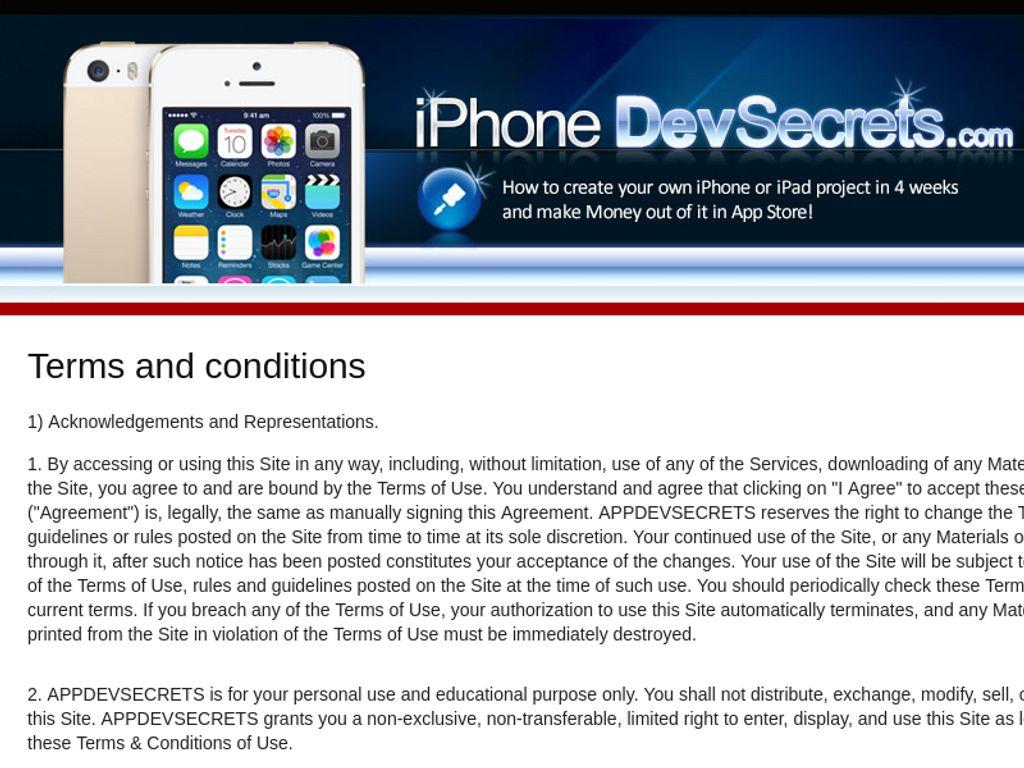 Gallery - App Dev Secrets Review