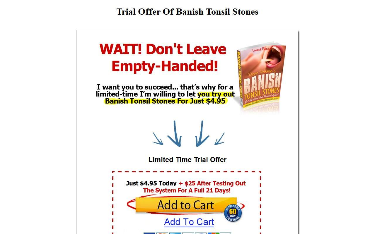 Gallery - Banish Tonsil Stones Review