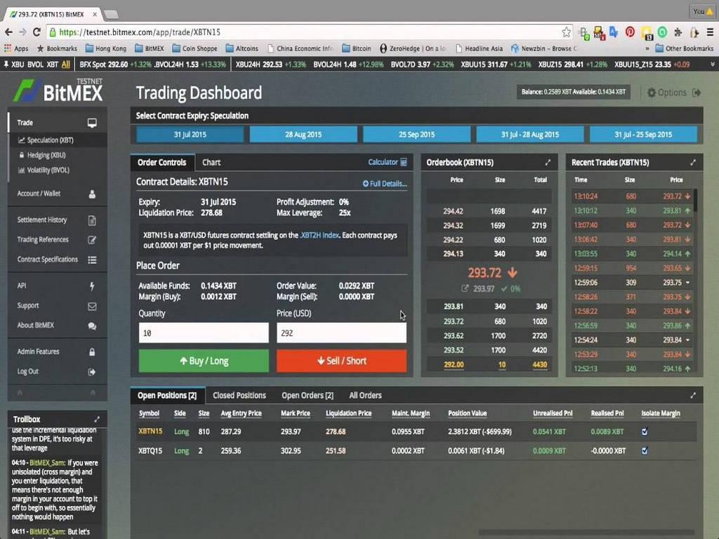 Gallery - BitMEX Review