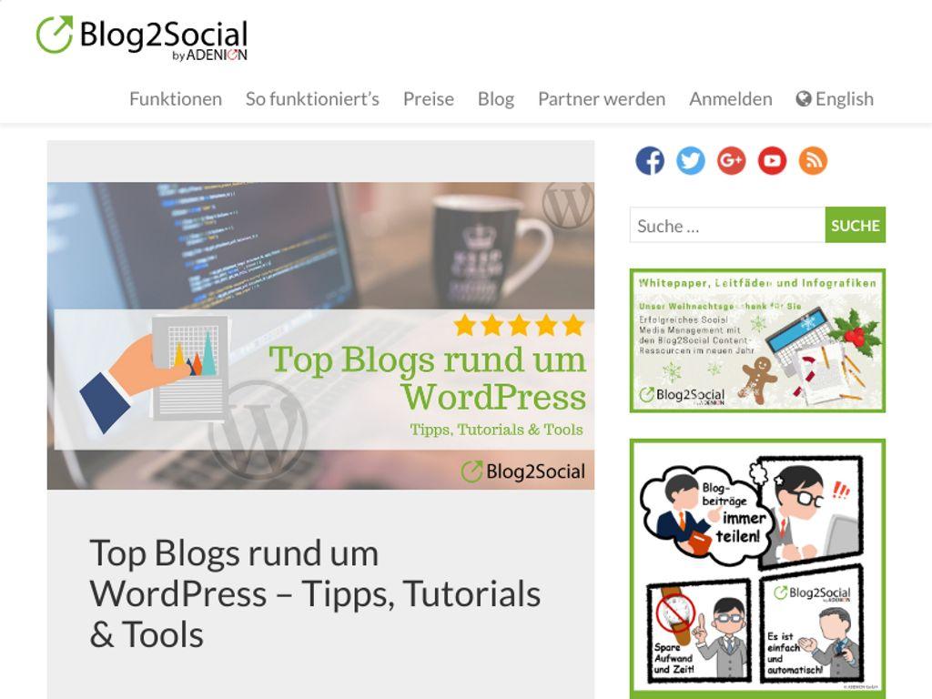 Gallery - Blog2Social Review