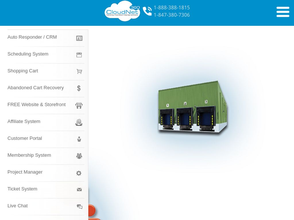 Gallery - CloudNet 360 Review