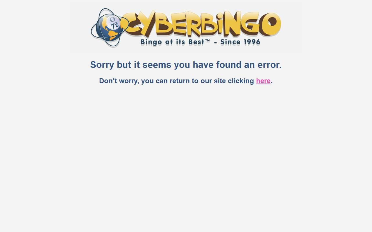 Gallery - CyberBingo Review