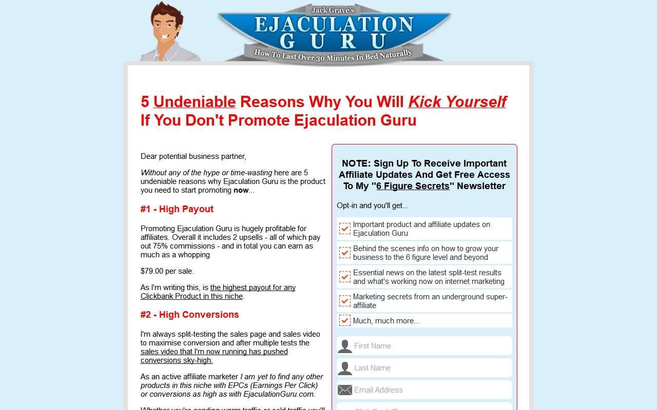 Gallery - Ejaculation Guru Review