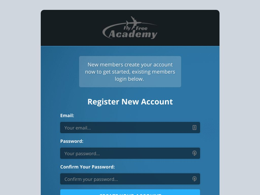 Gallery - Fly Free Academy Review