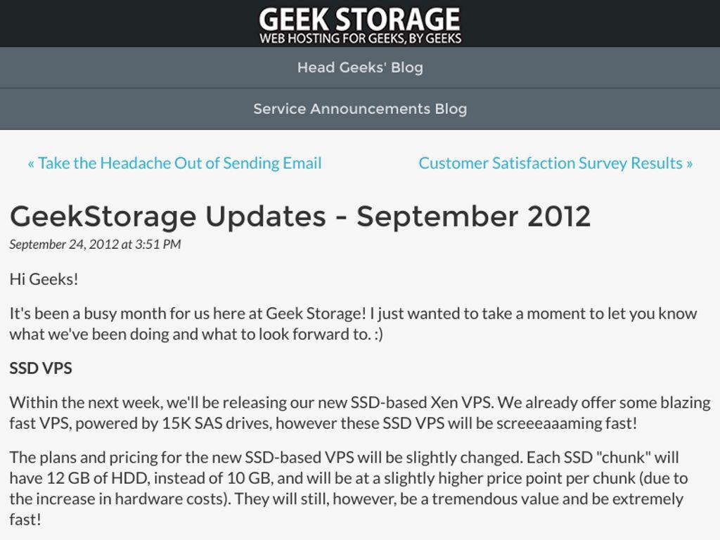 Gallery - GeekStorage Review