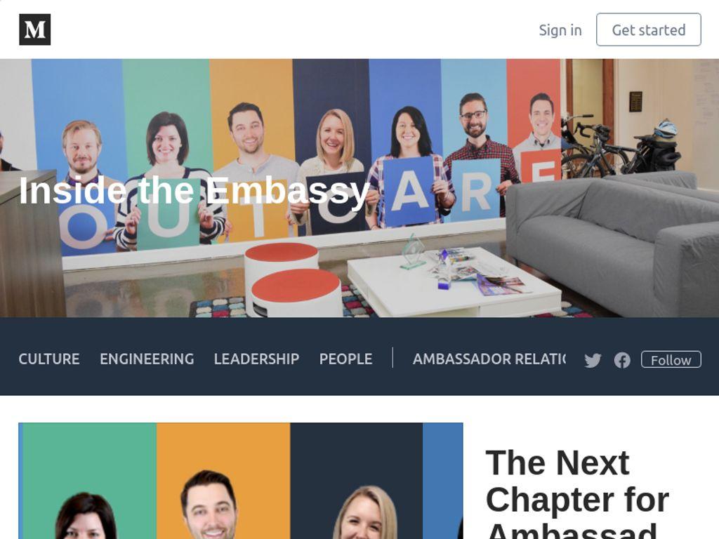 Gallery - GetAmbassador Review
