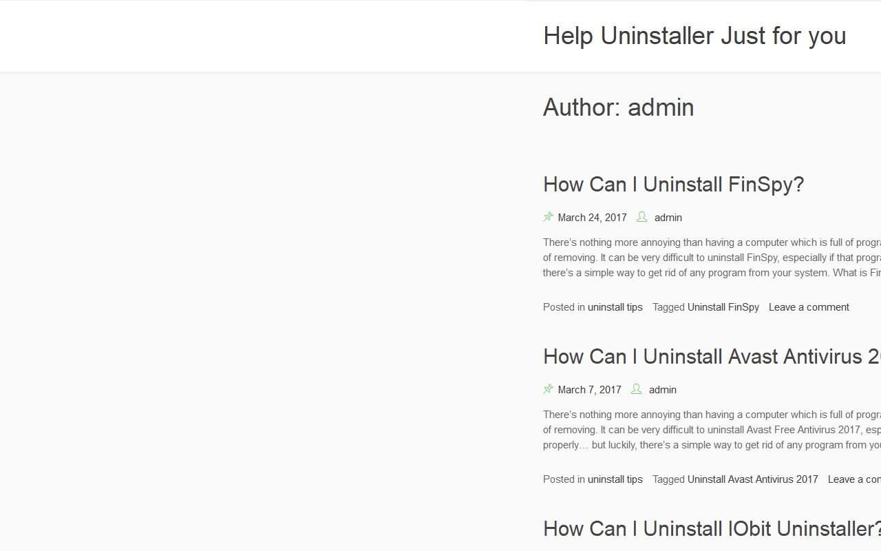 Gallery - Help Uninstaller Review