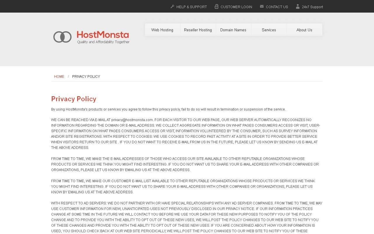 Gallery - HostMonsta Review