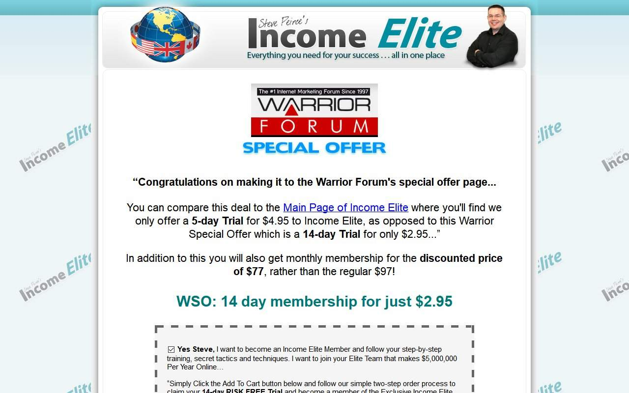 Gallery - Income Elite Team Review