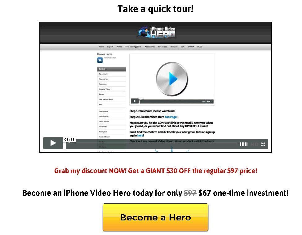 Gallery - Iphone Video Hero Review