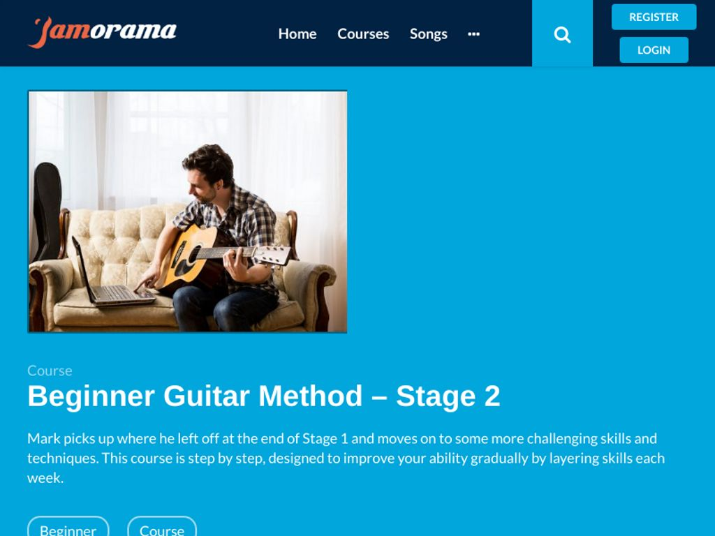 Gallery - Jamorama Review