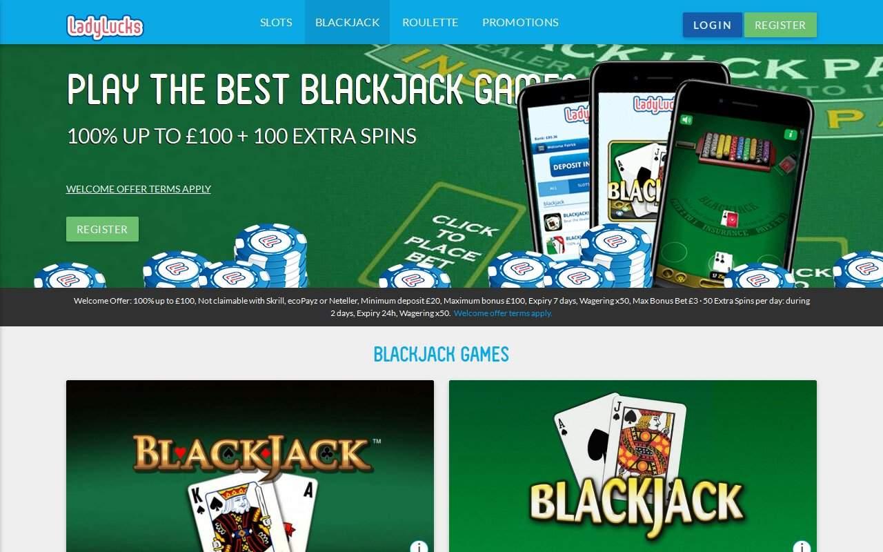 Gallery - LadyLucks Casino Review