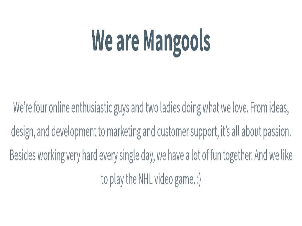 Gallery - Mangools Review
