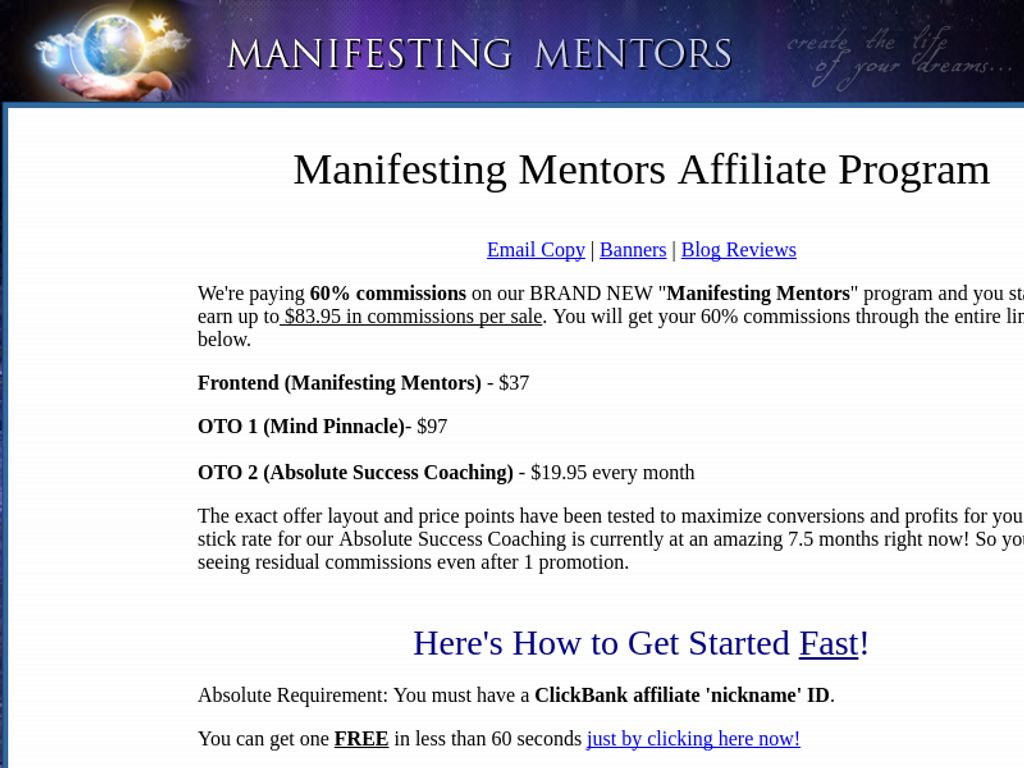 Gallery - Manifesting Mentors Review