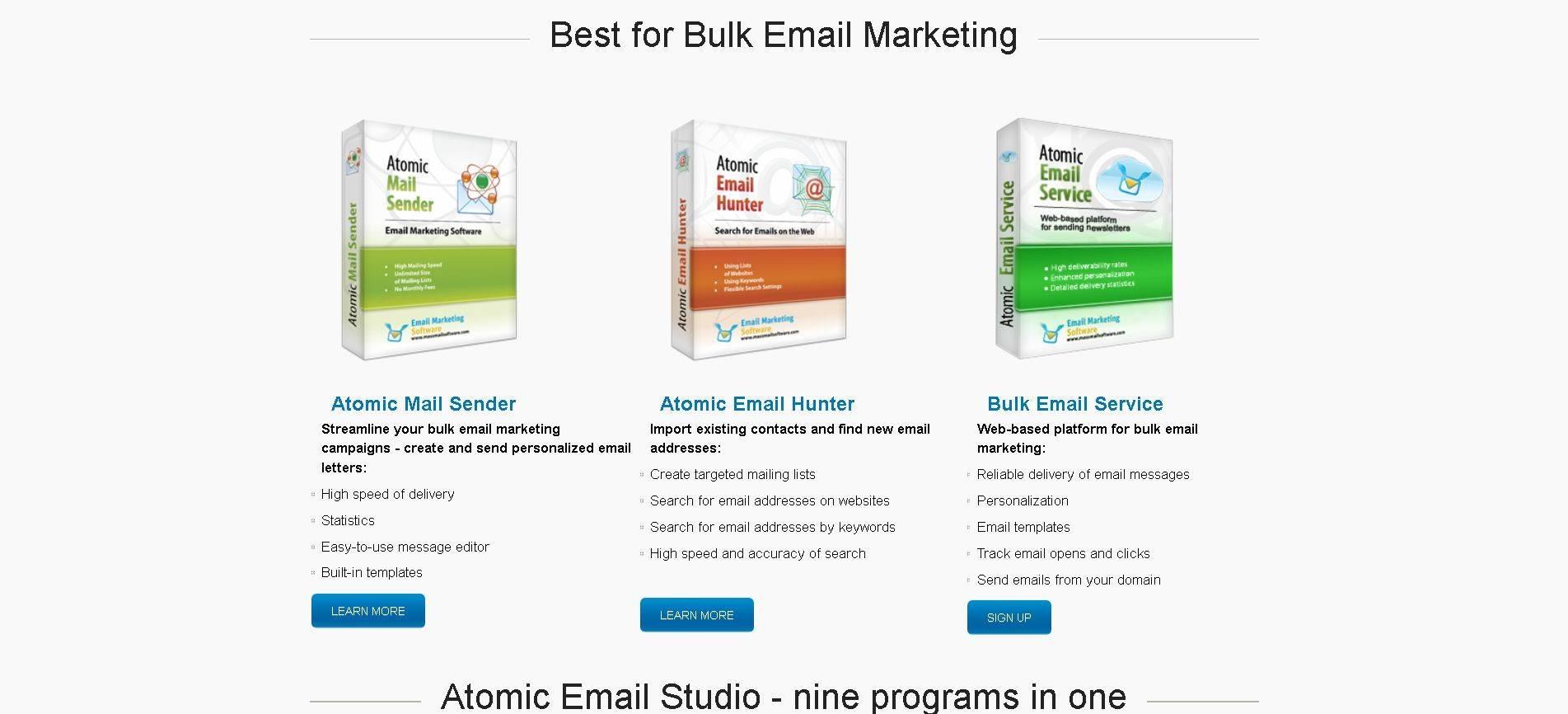 Gallery - MassMailSoftware Review