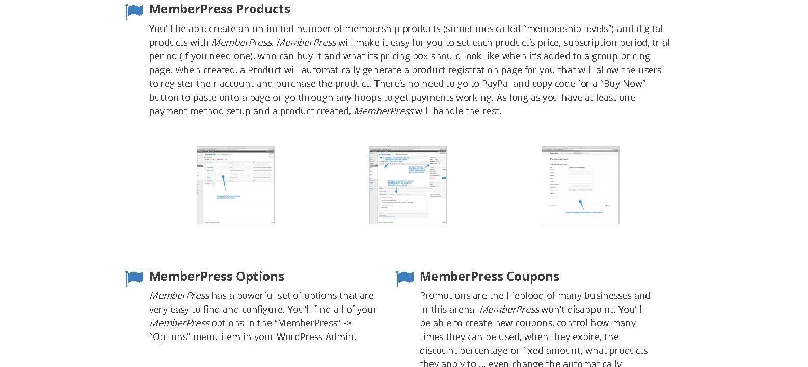Gallery - MemberPress Review