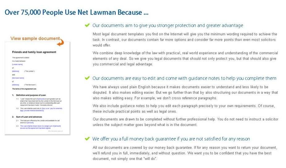 Gallery - Net Lawman Review