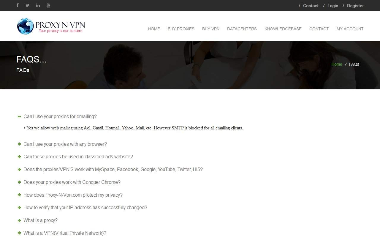 Gallery - Proxy N VPN Review