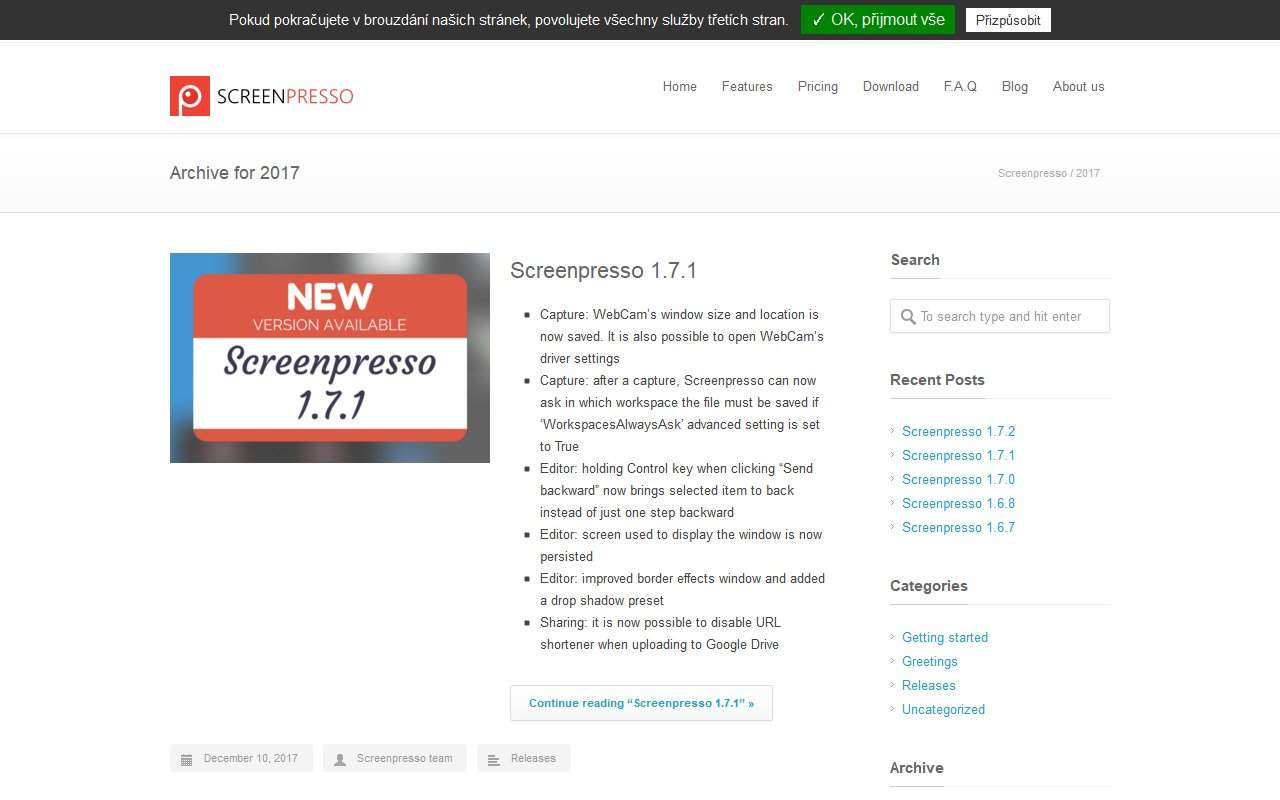 Gallery - Screenpresso Review