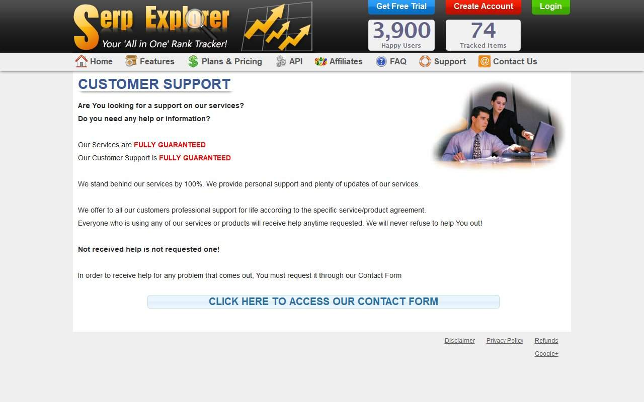 Gallery - Serp Explorer Review