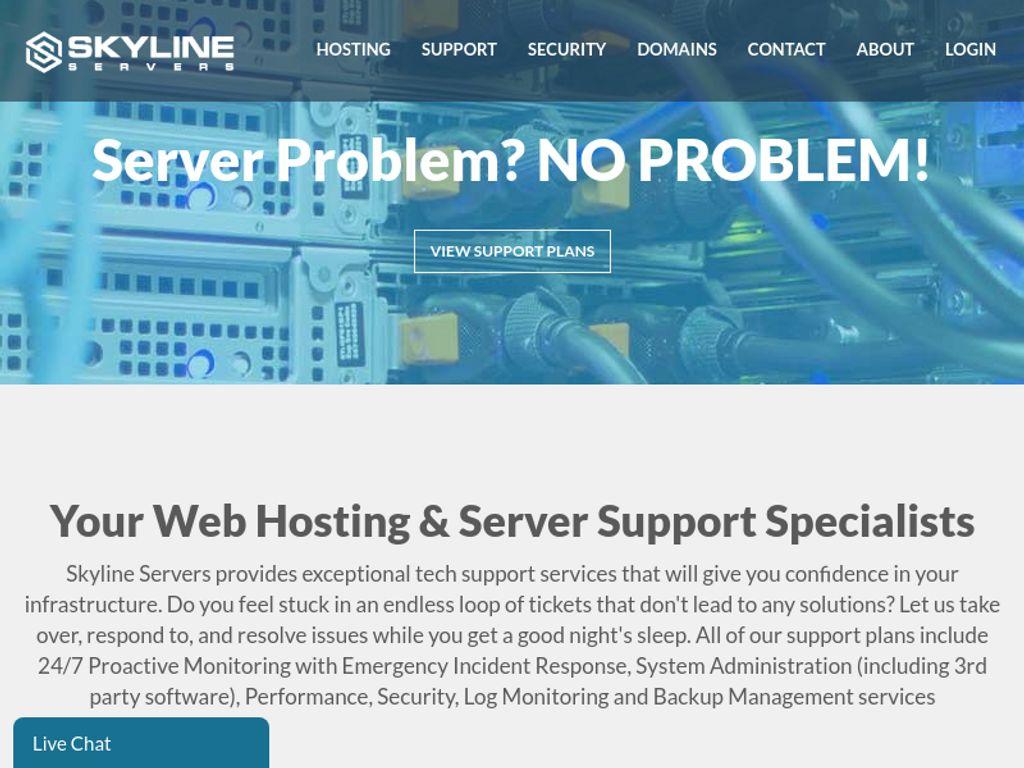 Gallery - Skyline Servers Review