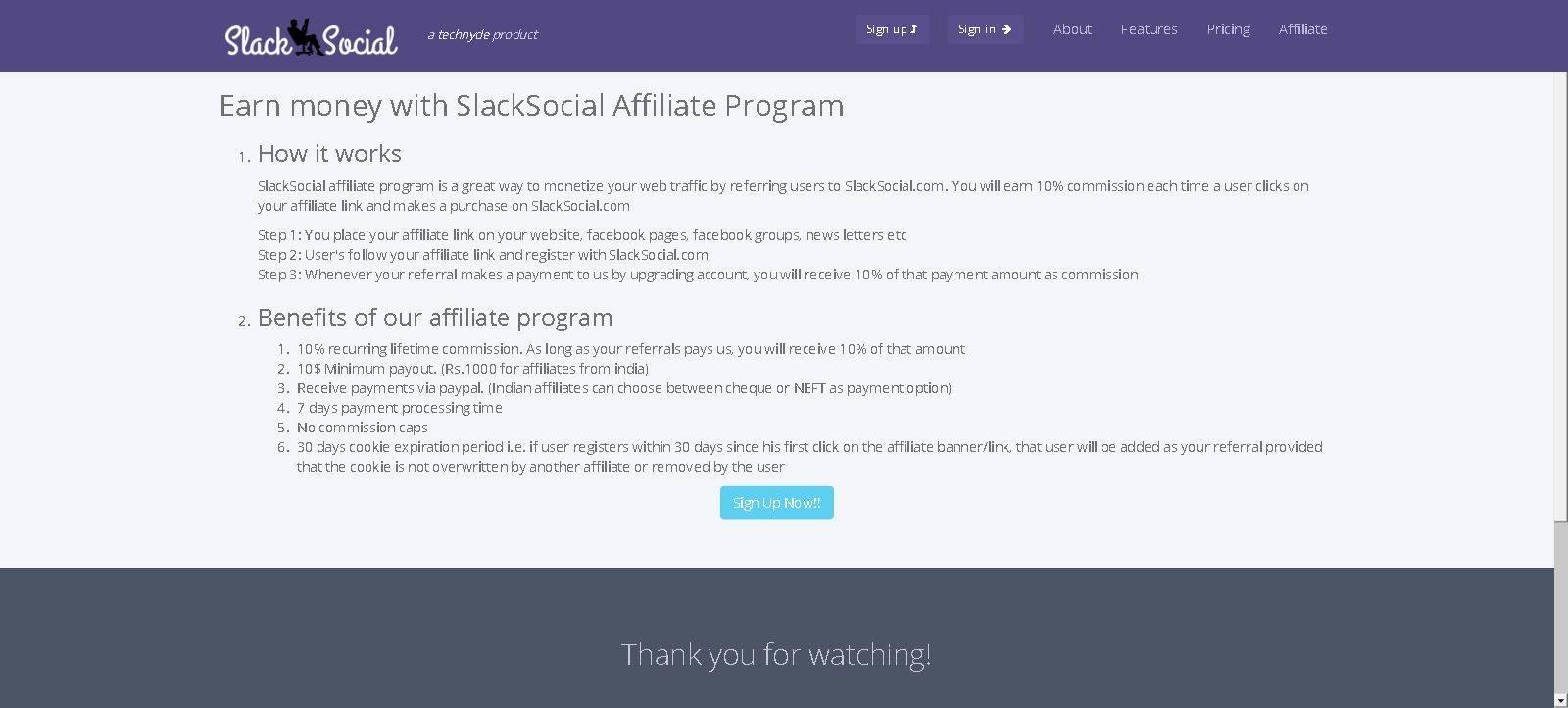 Gallery - SlackSocial Review