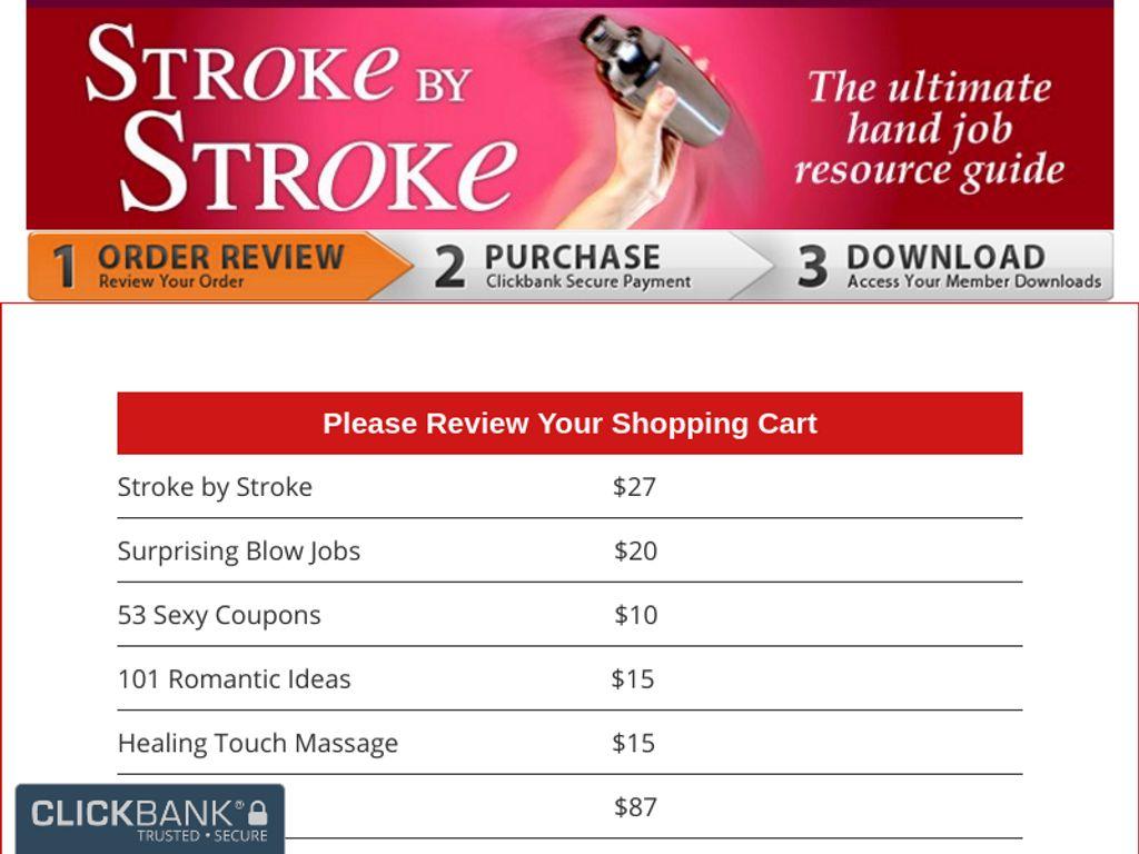 Gallery - Stroke By Stroke Review