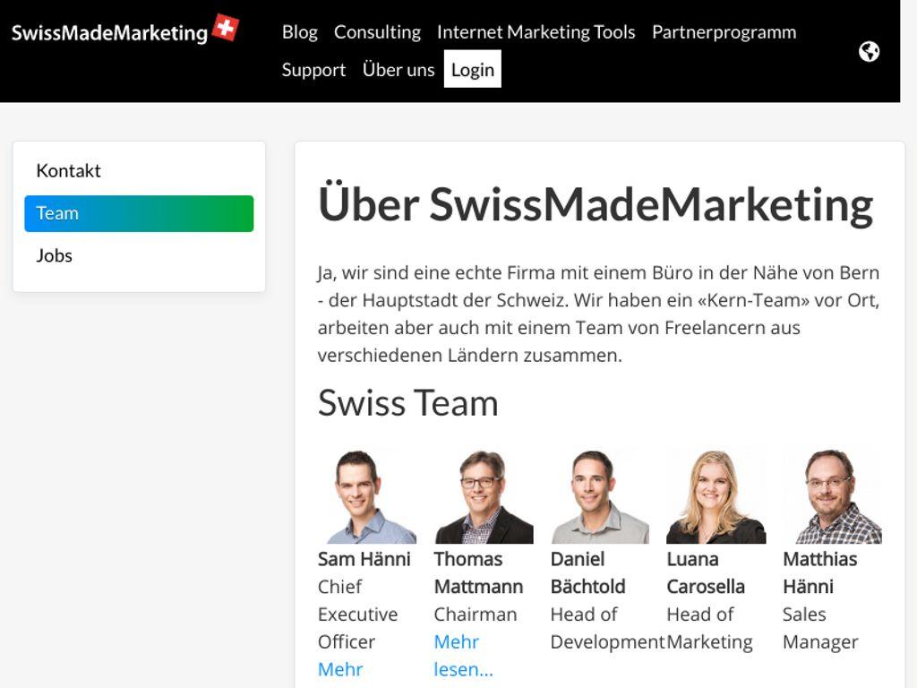 Gallery - SwissMadeMarketing Review