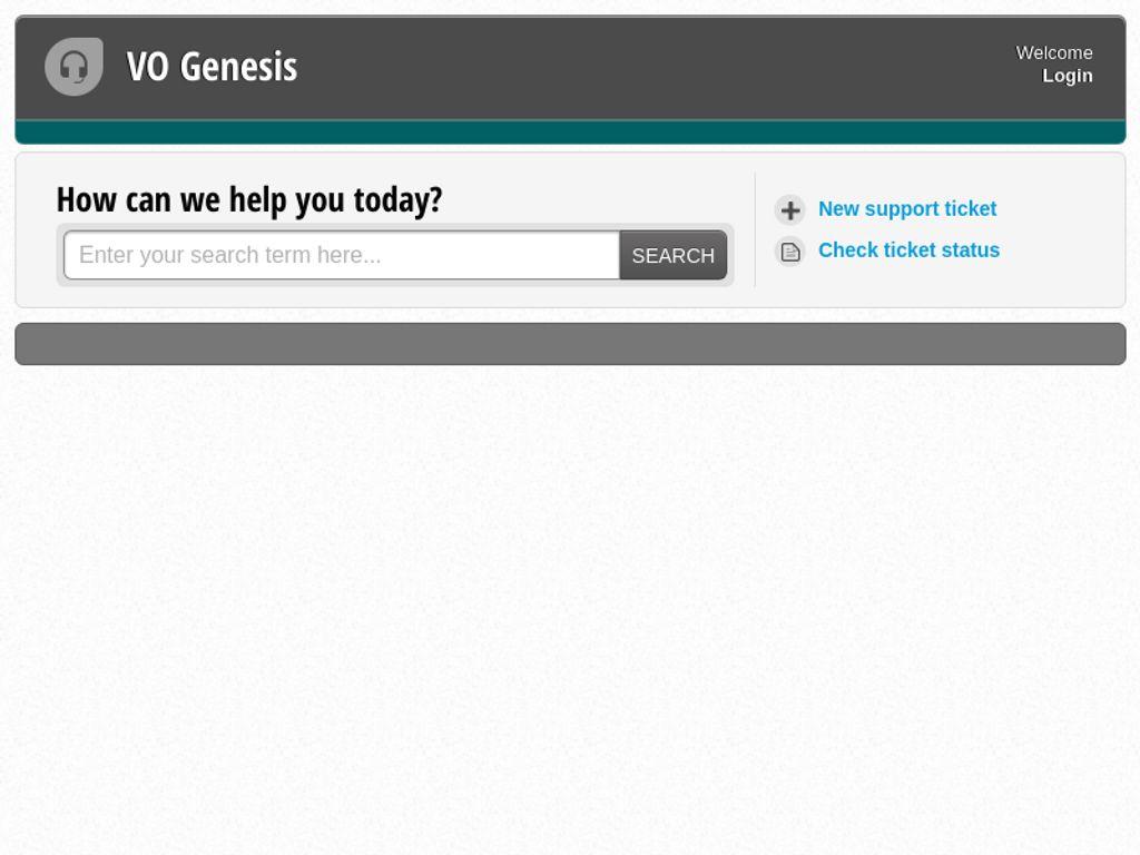 Gallery - VO Genesis Review