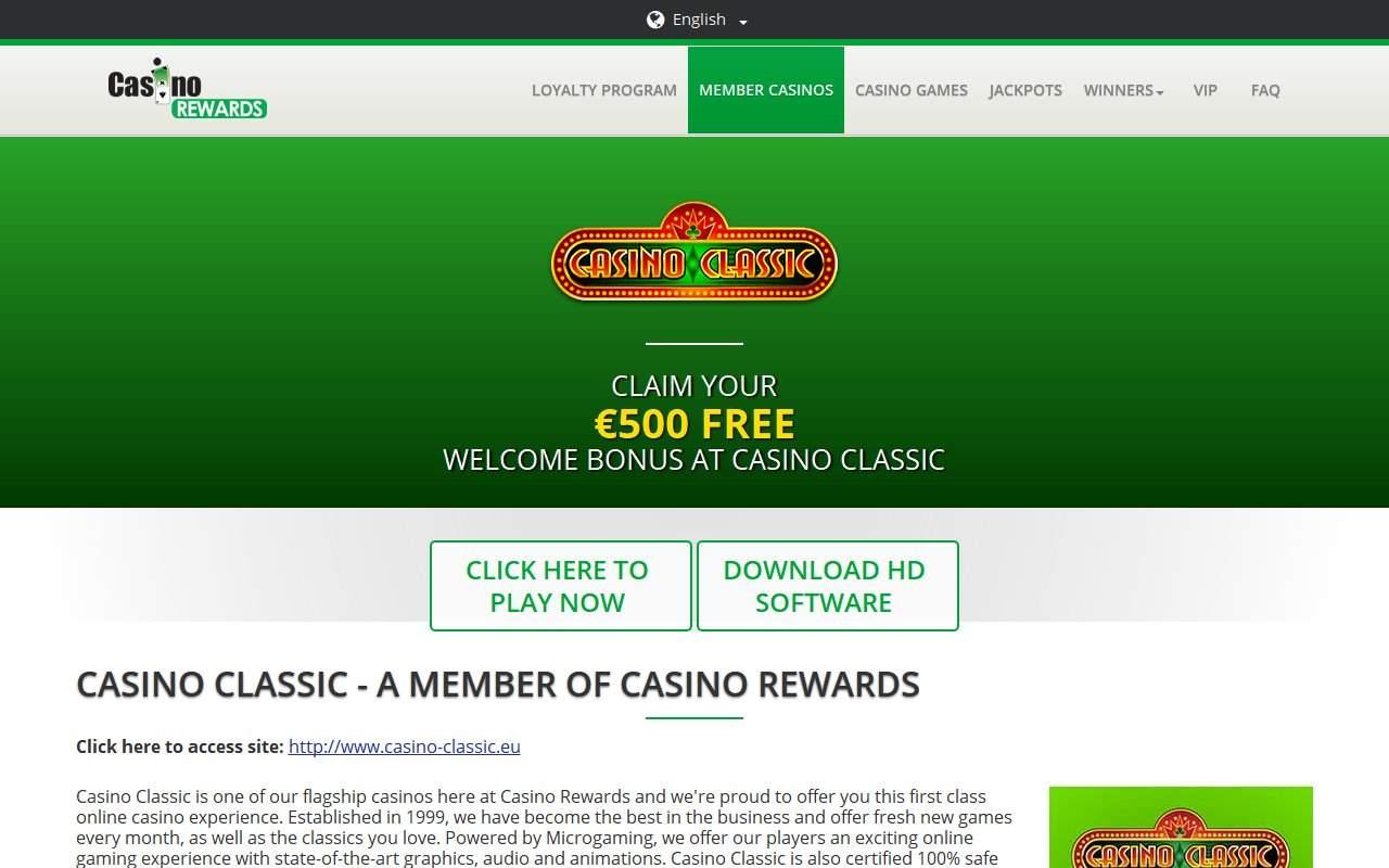 Gallery - Virtual City Casino Review