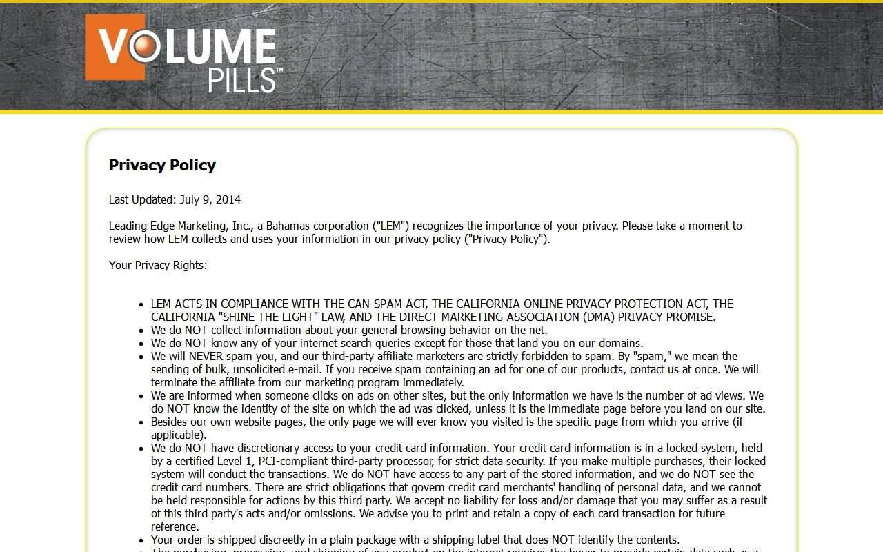 Gallery - VolumePills Review
