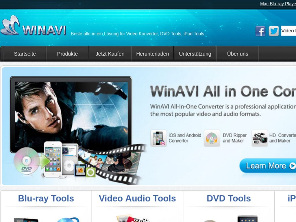Gallery - WinAVI DVD Ripper Review