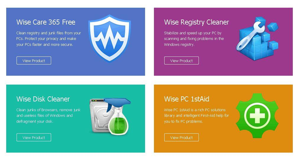 Gallery - WiseCleaner Review