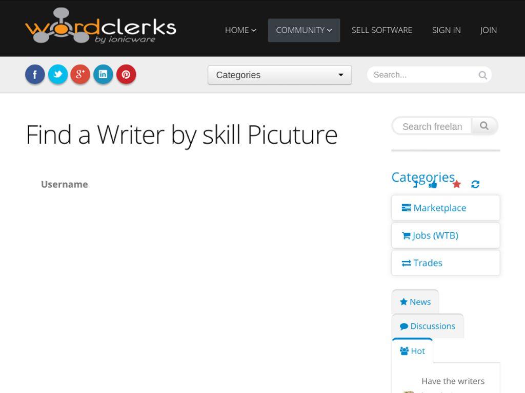Gallery - WordClerks Review