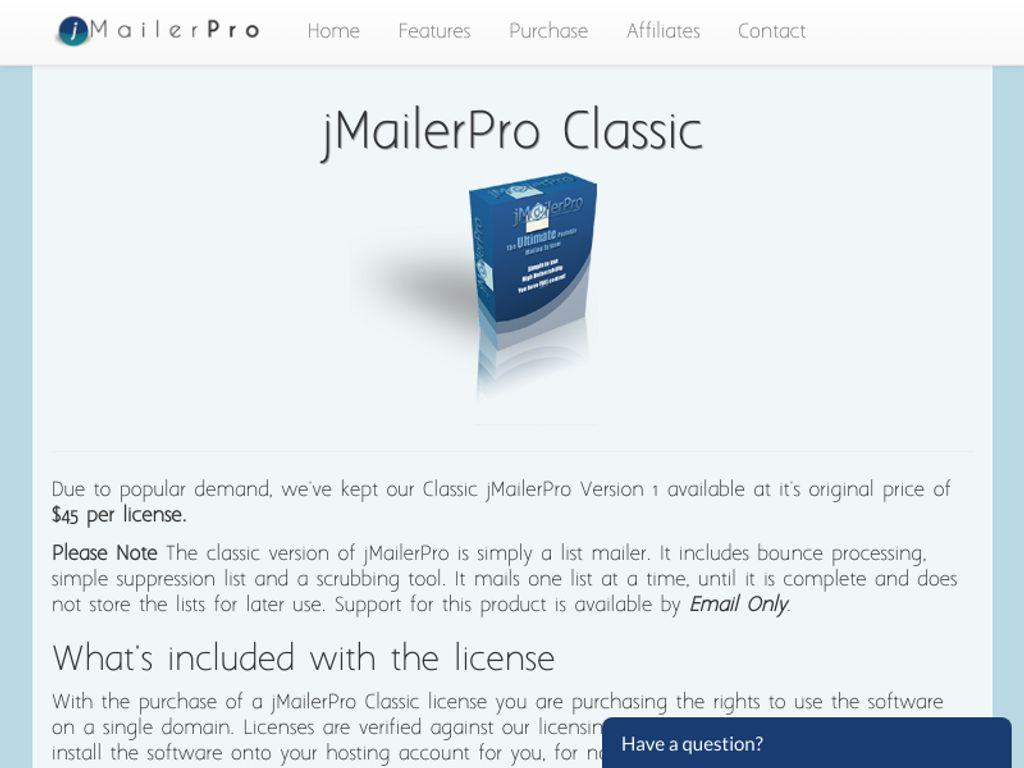 Gallery - jMailerPro Review