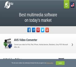 Homepage - AVS Image Converter Review