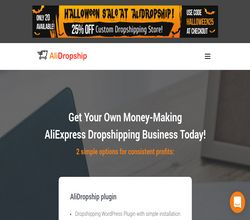 Homepage - AliDropship Review