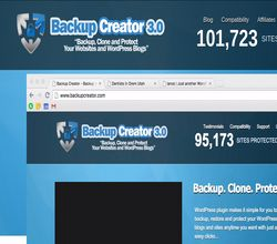 Homepage - Backup Creator Review