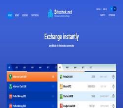Homepage - Bitochek Review