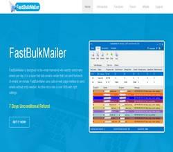 Homepage - FastBulkMailer Review