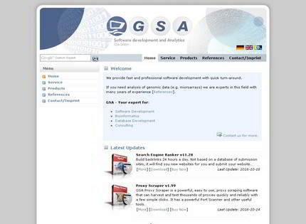 Homepage - GSA Photo Manager Review