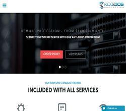 Homepage - Koddos Review