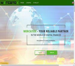 Homepage - MERCATOX Review