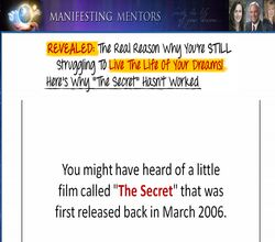 Homepage - Manifesting Mentors Review