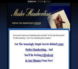 Homepage - Master Handwriting Review