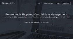 Homepage - PayKickstart Review